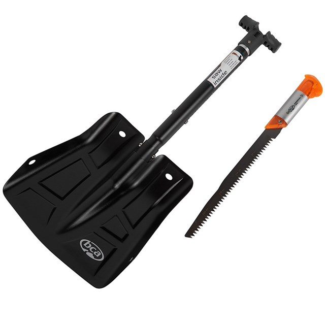 BCA A2 Ext Shovel With Saw