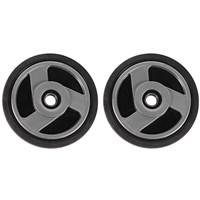 Plastic Closed Rear Axle Guide Wheels