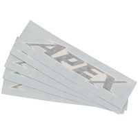 Apex® Windshield Decal