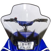 SnoScoot® Tall Windshield