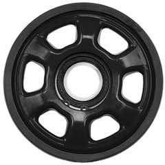 Spoked Style Rear Axle Guide Wheel