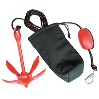 Complete Folding Grapnel Anchor Kit
