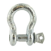 Greenfield® Galvanized Anchor Shackle