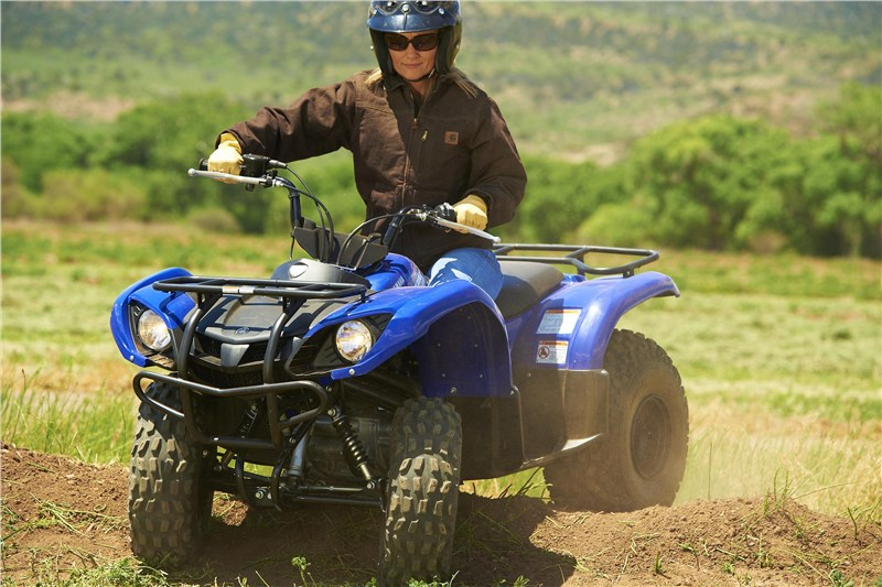 2012 Yamaha GRIZZLY 125 AUTOMATIC For Sale at Flemington Yamaha