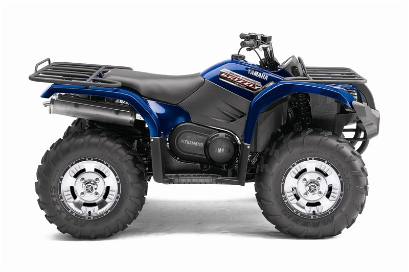 2012 Yamaha GRIZZLY 450 AUTO. 4X4 EPS