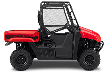 2013 Honda BIG RED