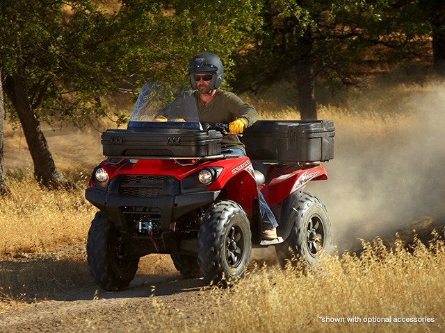 2013 Kawasaki BRUTE FORCE® 750 4X4I EPS For Sale at
