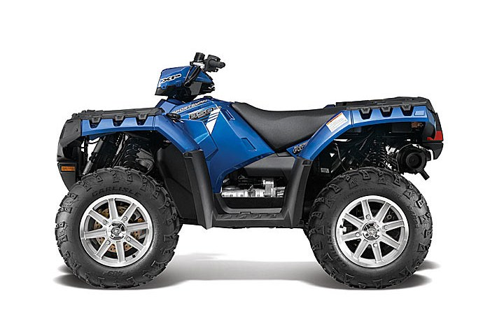 2013 Polaris SPORTSMAN XP® 850 H.O.