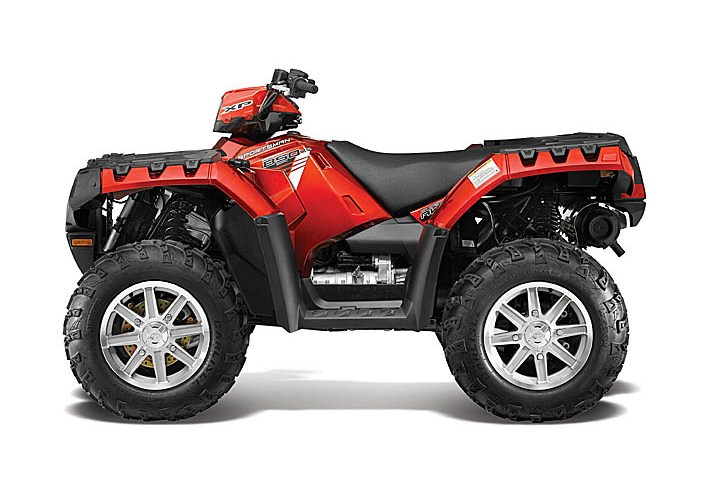 2013 Polaris SPORTSMAN XP® 850 H.O. EPS