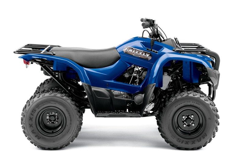 2013 Yamaha GRIZZLY 300 AUTOMATIC