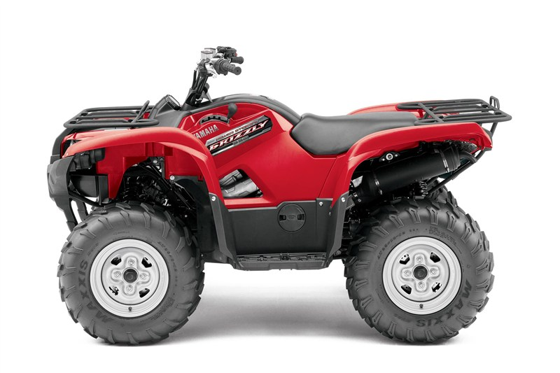 2013 yamaha grizzly 550 fi auto 4x4 eps for sale at for Yamaha grizzly 80