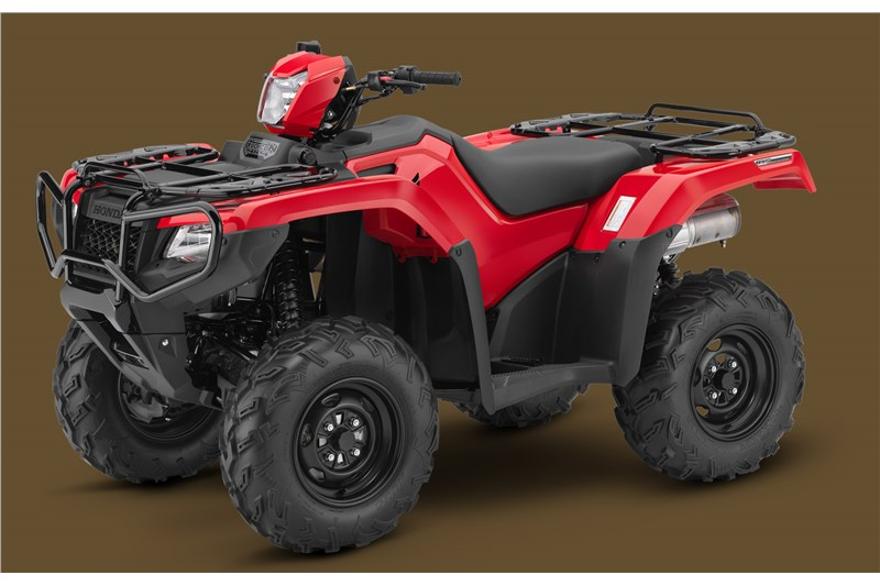 2015 Honda FOURTRAX FOREMAN RUBICON 4X4