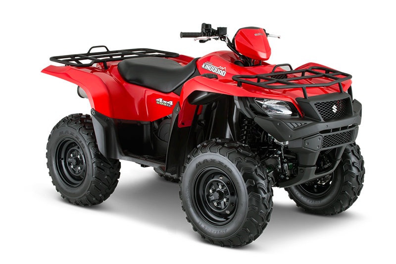 2015 Suzuki KingQuad 500AXi Power Steering