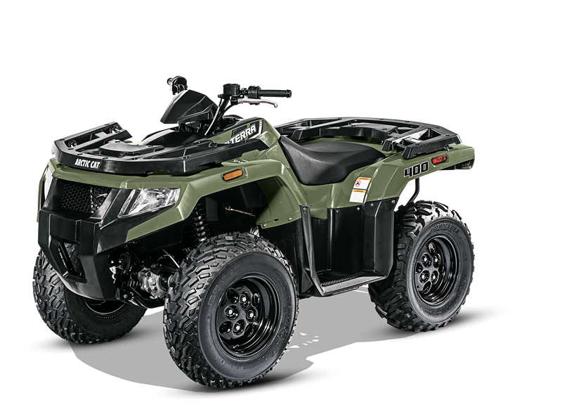 2016 Arctic Cat ALTERRA 400