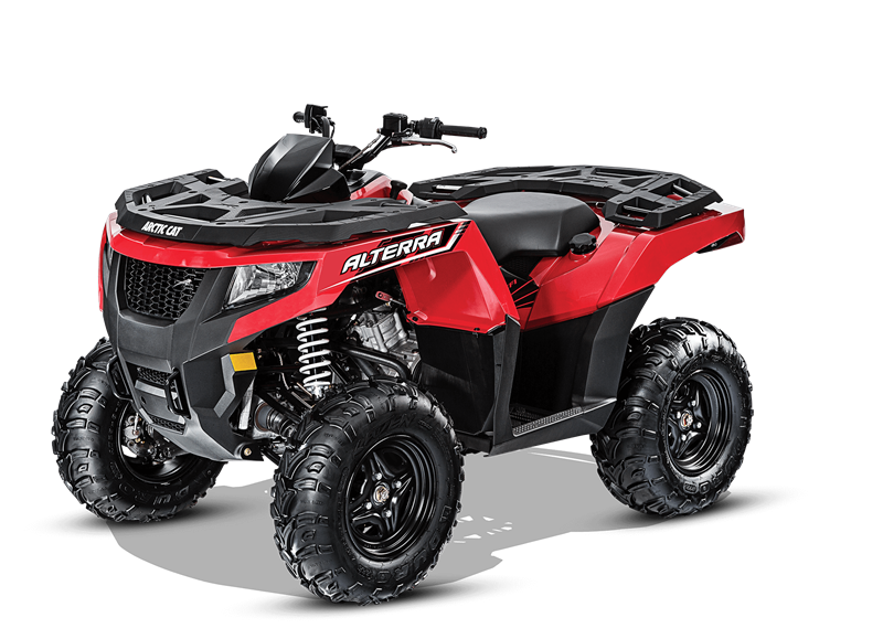 2016 Arctic Cat ALTERRA 700