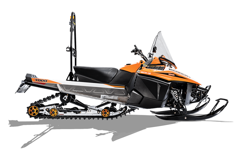 2016 Arctic Cat BEARCAT 7000 XT GS