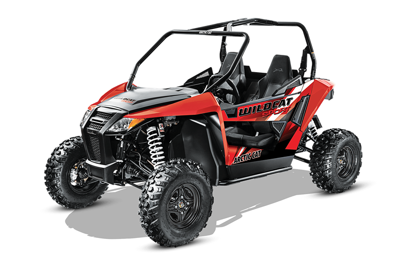 2016 Arctic Cat WILDCAT SPORT