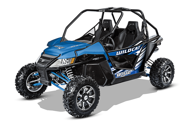 2016 Arctic Cat WILDCAT X