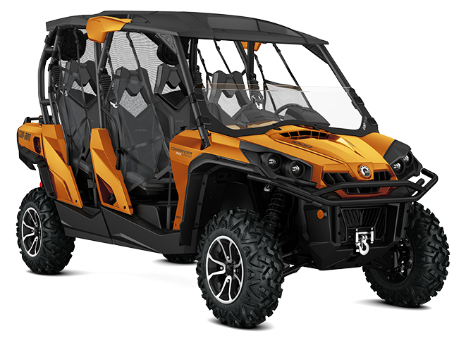 2016 can am commander max limited for sale at cyclepartsnation. Black Bedroom Furniture Sets. Home Design Ideas