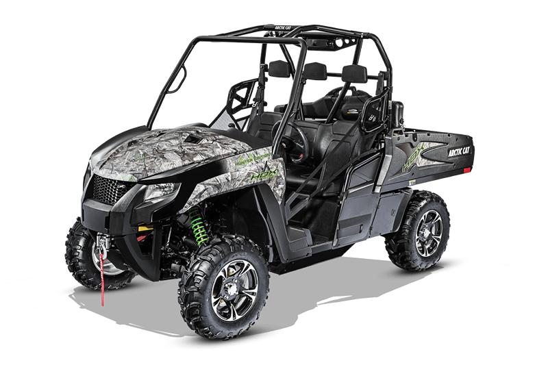2016 Arctic Cat HDX 700 SE HUNTER EDITION