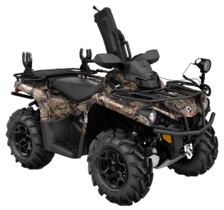 2016 Can-Am OUTLANDER L MOSSY OAK HUNTING EDITION