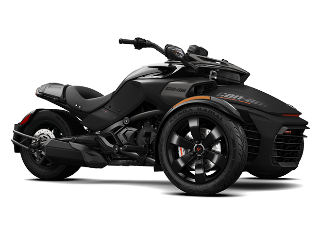 2016 Can-Am SPYDER F3-S SPECIAL SERIES