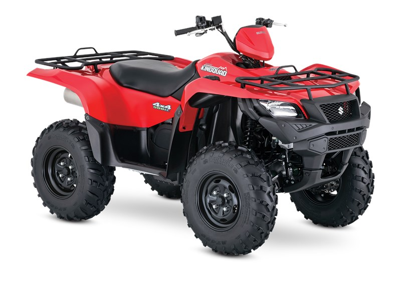 2016 Suzuki KINGQUAD 500AXI POWER STEERING