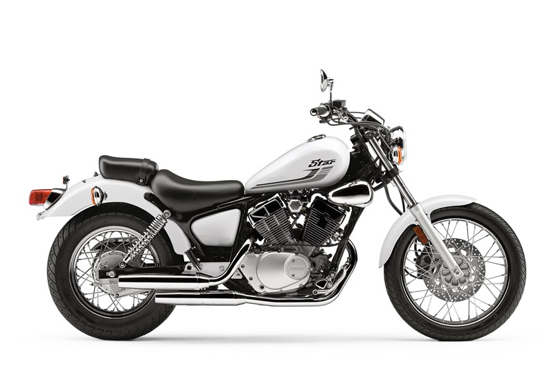 Yamaha V Star Mpg