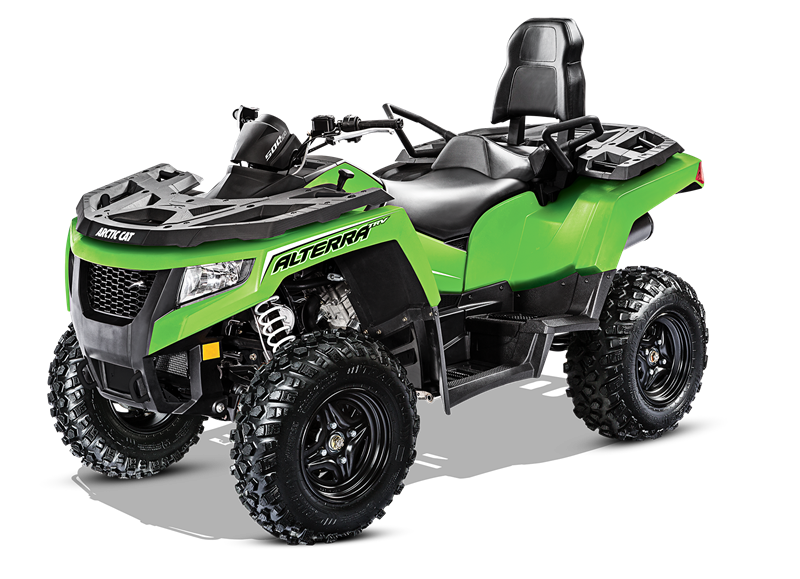 2017 Arctic Cat ALTERRA TRV 500