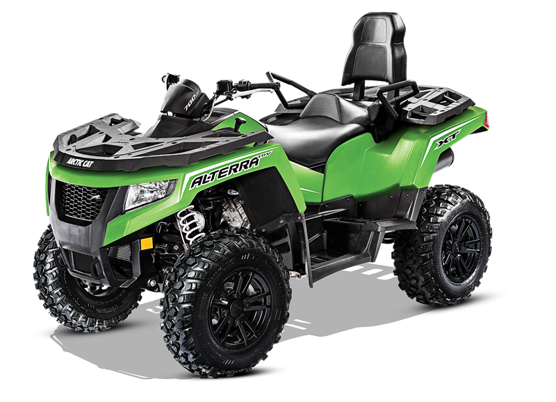 2017 Arctic Cat ALTERRA TRV 700 XT