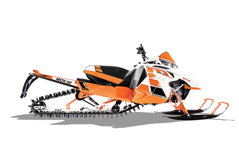 Arctic Cat M  Sno Pro Weight