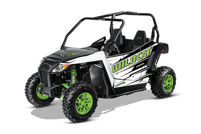 2017 Arctic Cat WILDCAT TRAIL LIMITED EPS