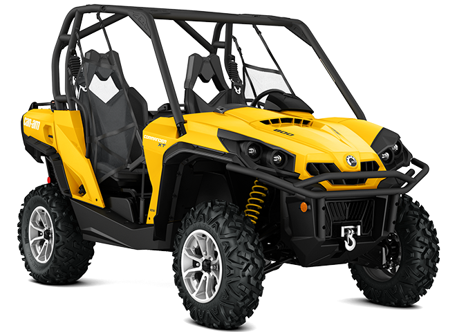 2017 Can-Am Commander XT