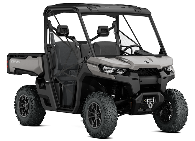 2017 Can-Am Defender XT