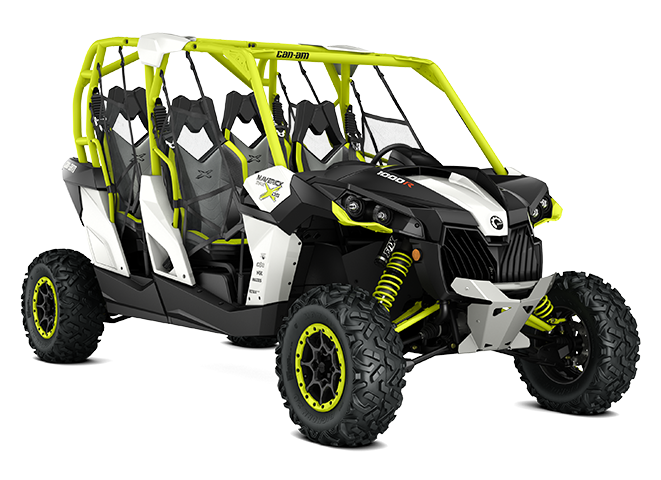 2017 Can-Am MAVERICK MAX X DS