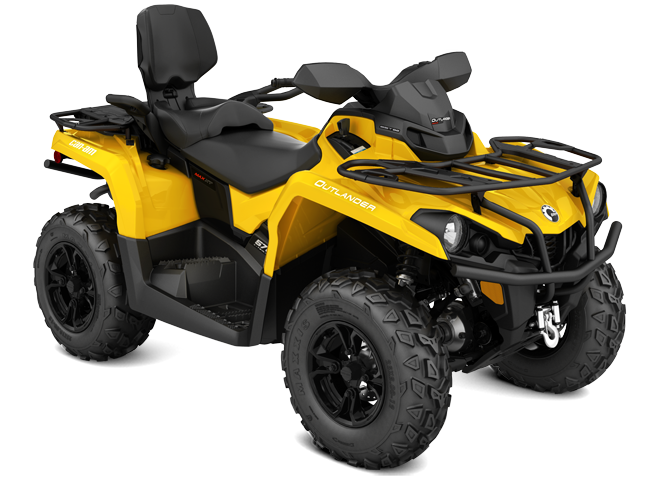 2017 Can-Am Outlander MAX XT 570