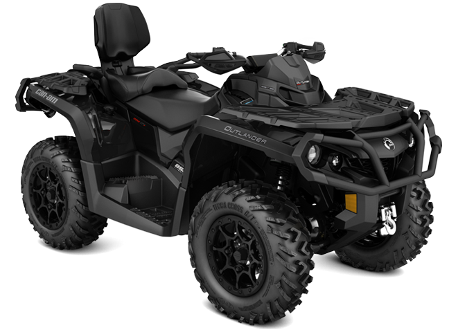 2017 Can-Am Outlander XT-P