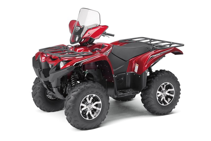 2017 yamaha grizzly eps le for sale at cyclepartsnation for Yamaha grizzly 80