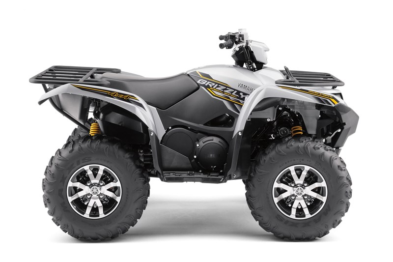 2017 Yamaha GRIZZLY EPS SE