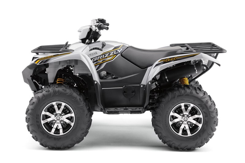 2017 yamaha grizzly eps se for sale at cyclepartsnation for Yamaha of stillwater