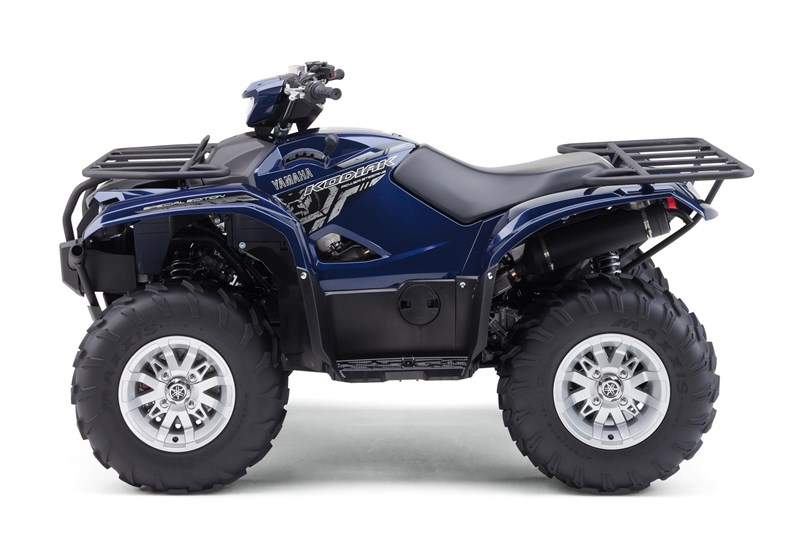 Yamaha Kodiak Cycle Parts