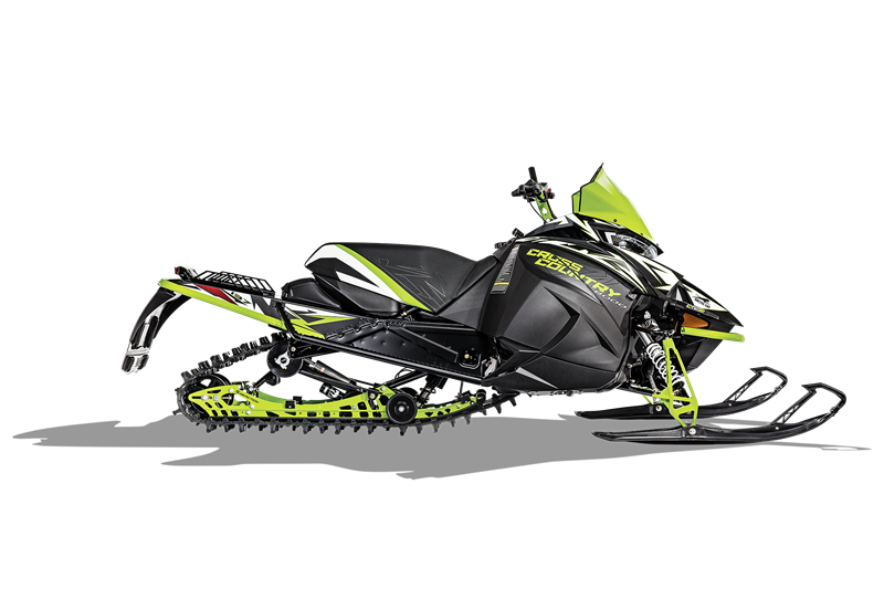 2018 Arctic Cat XF 8000 CROSS COUNTRY LIMITED ES