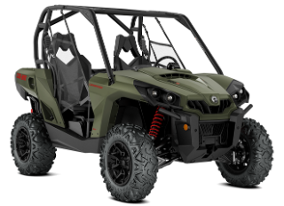 2018 Can-Am COMMANDER DPS 800R