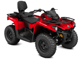 2018 Can-Am OUTLANDER MAX 450