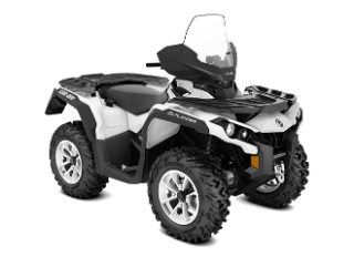 2018 Can-Am OUTLANDER NORTH EDITION 850