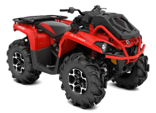 2018 Can-Am OUTLANDER X MR 570