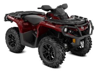 2018 Can-Am OUTLANDER XT 850