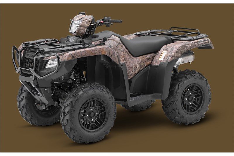 2018 Honda FourTrax Foreman Rubicon 4x4 Automatic DCT EPS Deluxe