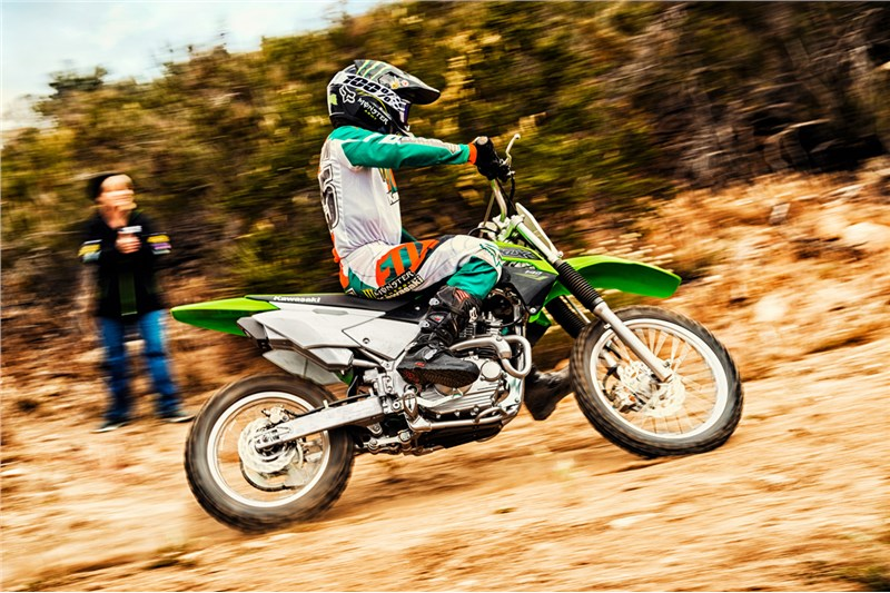 2018 Kawasaki Klx 174 140 For Sale At Cyclepartsnation