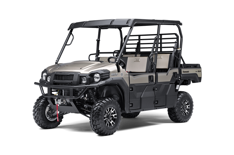 2018 Kawasaki MULE PRO-FXT™ RANCH EDITION